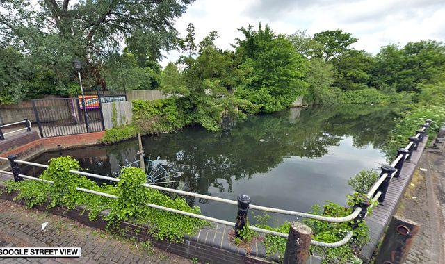 Handcuffed man, 22, found dead in river in Hampshire