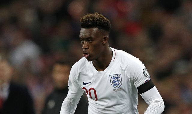 Callum Hudson-Odoi to get first England start against Montenegro