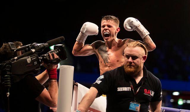 Edwards vs Moreno: Charlie Edwards dominates Angle Moreno to retain WBC flyweight crown