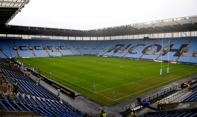 Coventry close to agreeing new deal with Wasps over Ricoh Arena ground share