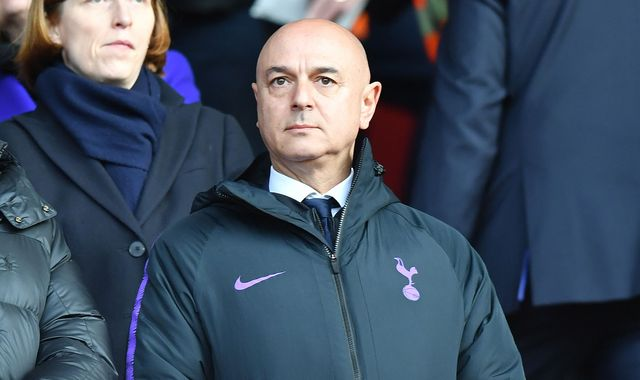 Tottenham chairman Daniel Levy says stadium costs will not affect transfer spending