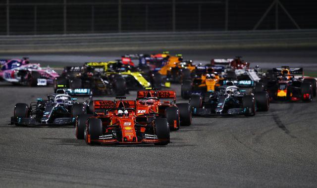 Formula 1 unveils plans for zero carbon footprint by 2030