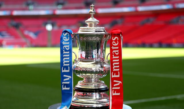 Manchester City to face Brighton in FA Cup semi-final