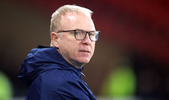 Scotland sack Alex McLeish