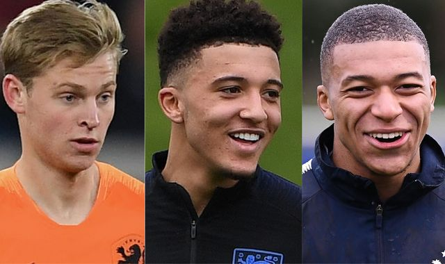 Kylian Mbappe, Frenkie de Jong, Jadon Sancho: Who are Euro 2020 youngsters to watch?
