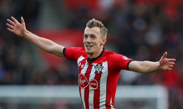 James Ward-Prowse called into England squad
