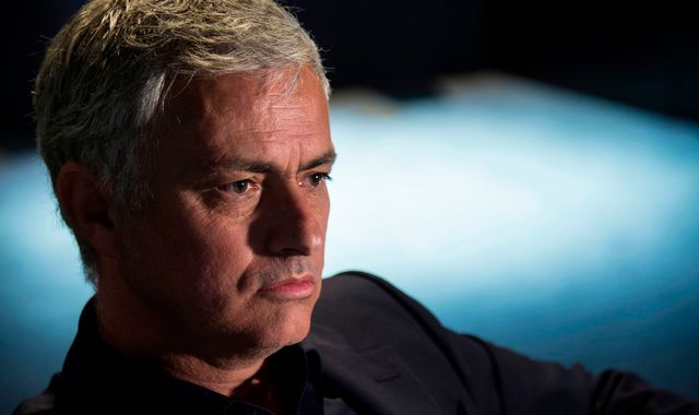 Jose Mourinho says Manchester United's problems down to players, organisation and ambition