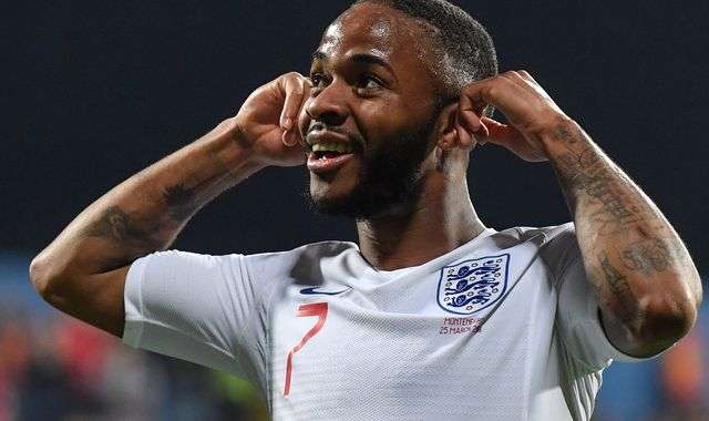 UEFA condemn racist abuse of England players as 'a disaster'