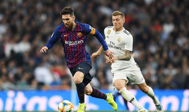 Barcelona vs Real Madrid postponed amid Catalonia tensions