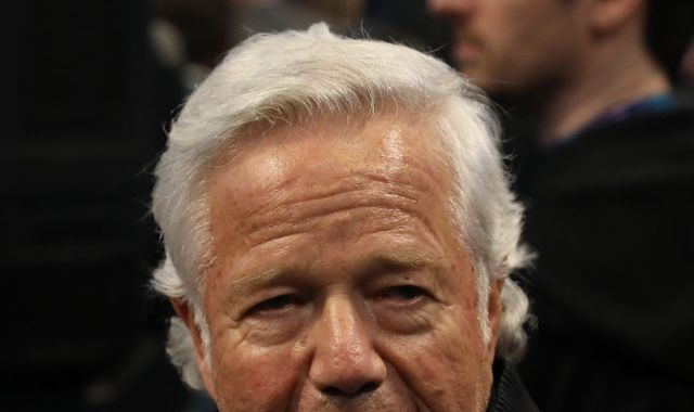 New England Patriots owner Robert Kraft offered solicitation plea deal