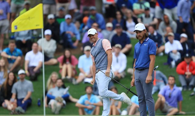 The Players: Rory McIlroy and Tommy Fleetwood happy with day-three fightbacks