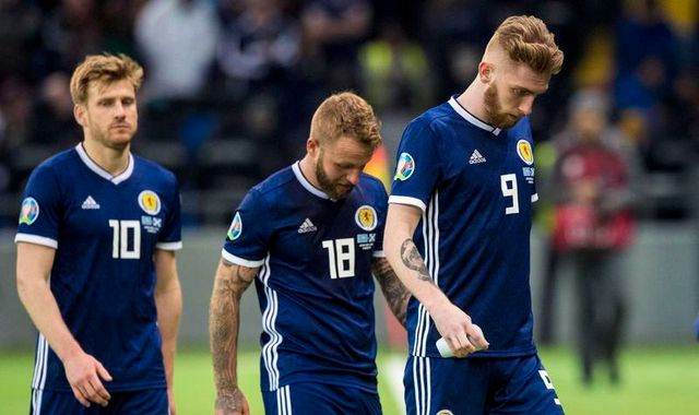 Kazakhstan defeat as bad as it gets for Scotland, says Craig Gordon