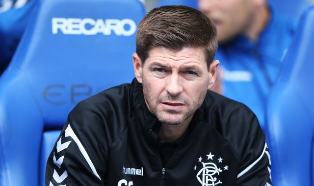 Steven Gerrard focused on Rangers amid possible Derby interest