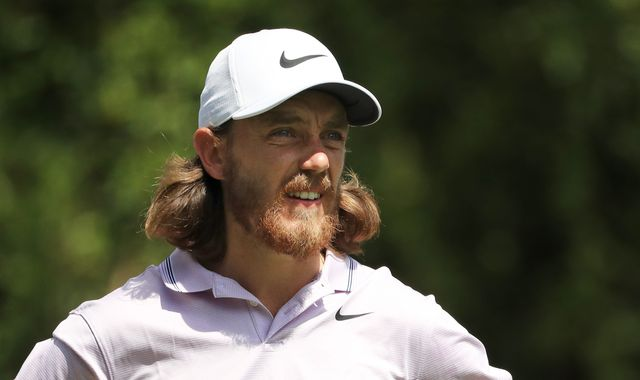 The Players: Tommy Fleetwood on top after 'dream start' to day two