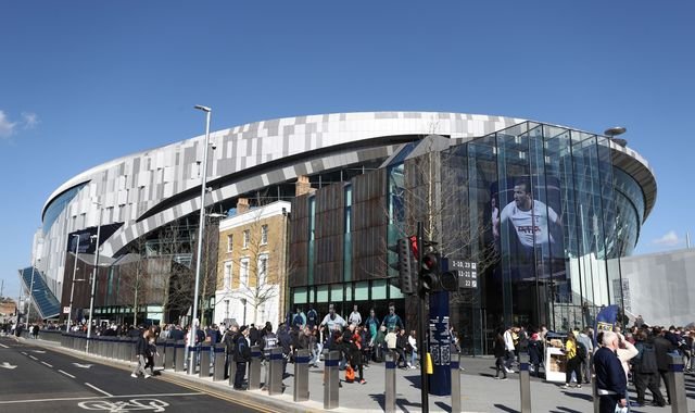 Mauricio Pochettino says Tottenham's 'dream came true' as new stadium opens