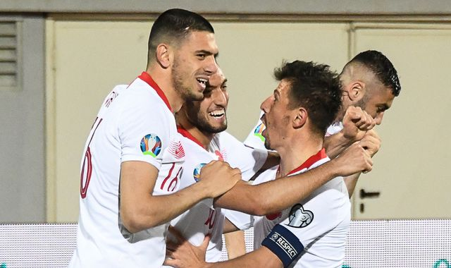European Qualifiers round-up: Turkey and Iceland secure comfortable away wins