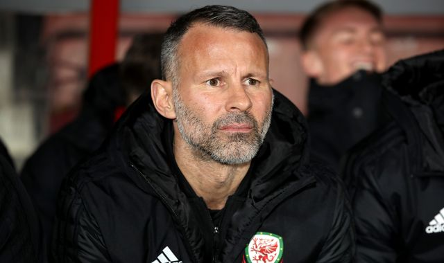 Wales manager Ryan Giggs has 'lots to be pleased about' after late friendly win