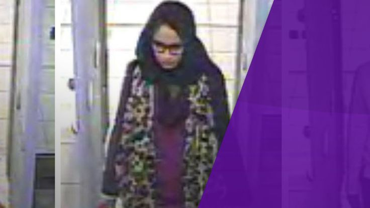 Islamic State bride Shamima Begum
