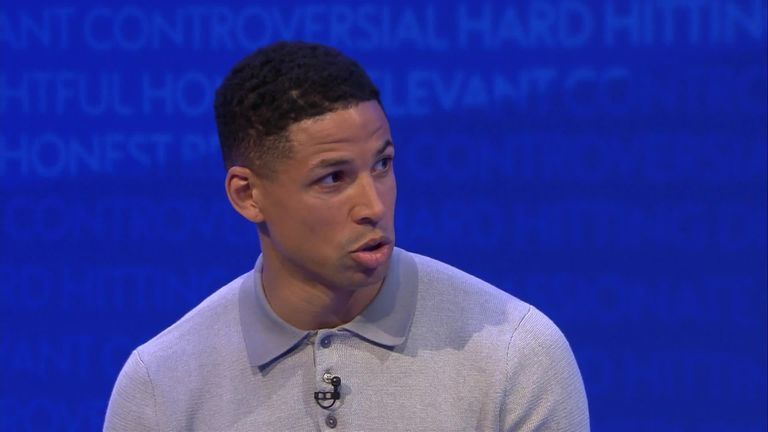 Derby's Curtis Davies tells The Debate that media coverage of Cole was unfair