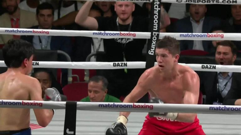 Campbell stops Yung in five