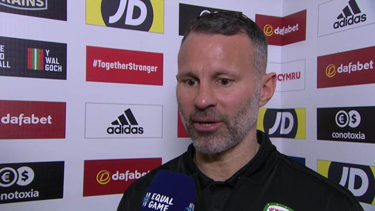 Giggs: Lots to be pleased about