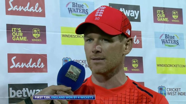Bairstow fires England to Twenty20 win over West Indies