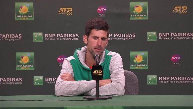 Novak Djokovic fails to find explanation for shock Indian Wells exit | Tennis News |