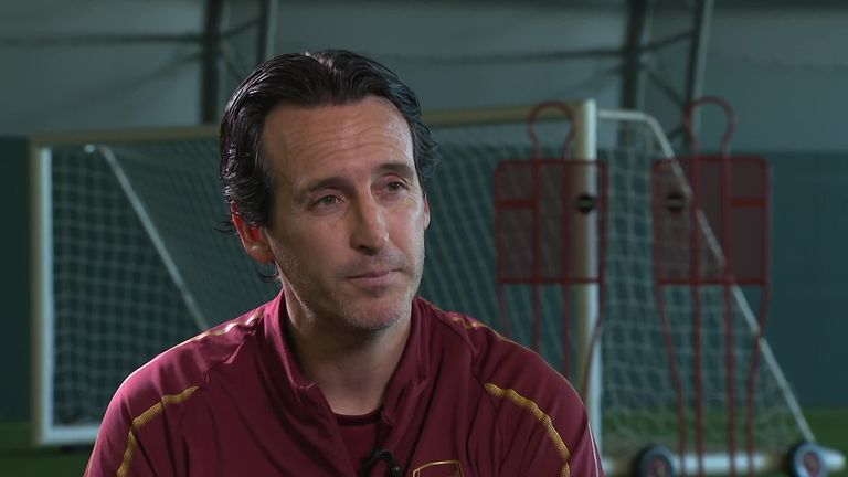 Emery's objective is 'a big atmosphere', not Champions League spot