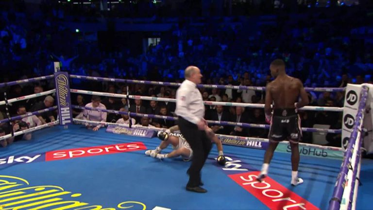 Edwards vs Moreno: Joshua Buatsi stops Liam Conroy in three to claim vacant British light heavyweight belt | Boxing News |