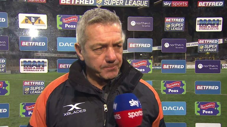 Castleford coach Daryl Powell offers 'no excuses' after Tigers outplayed by St Helens | Rugby League News |