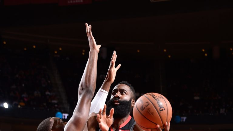 01eb7d1f5c22 James Harden scores 58 points to spur Houston Rockets to comeback ...