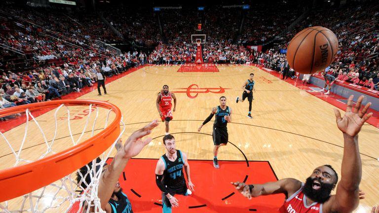 bd829a0554ec James Harden scores team-high 28 points as Houston Rockets extend win streak  to nine games