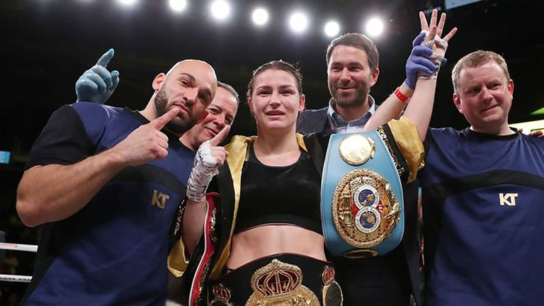Toe 2 Toe podcast: Katie Taylor, Kell Brook, Joshua Buatsi and more are on this week's show | Boxing News |
