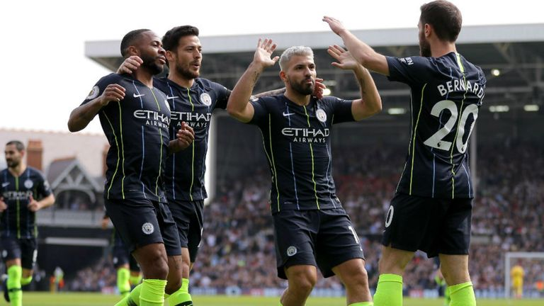 Fulham 0 Manchester City 2