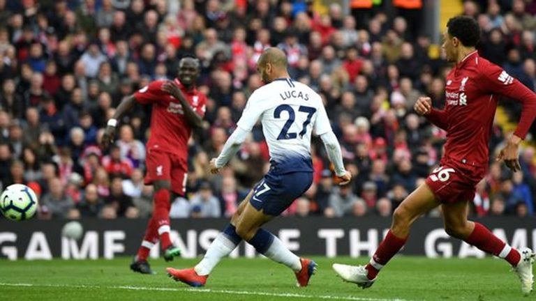 Live Commentary - Liverpool vs Tottenham | 31 Mar 2019