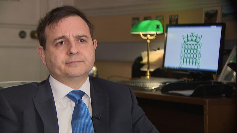 Alberto Costa is urging the home secretary to make changes to the settled status scheme