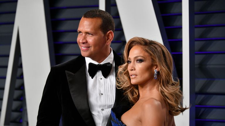 Jennifer Lopez and Alex Rodriguez have got engaged while on holiday