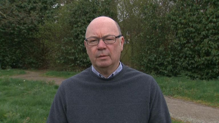 Alistair Burt MP on Ridge on Sunday.