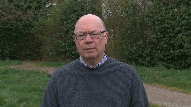 Alistair Burt MP on Ridge on Sunday.