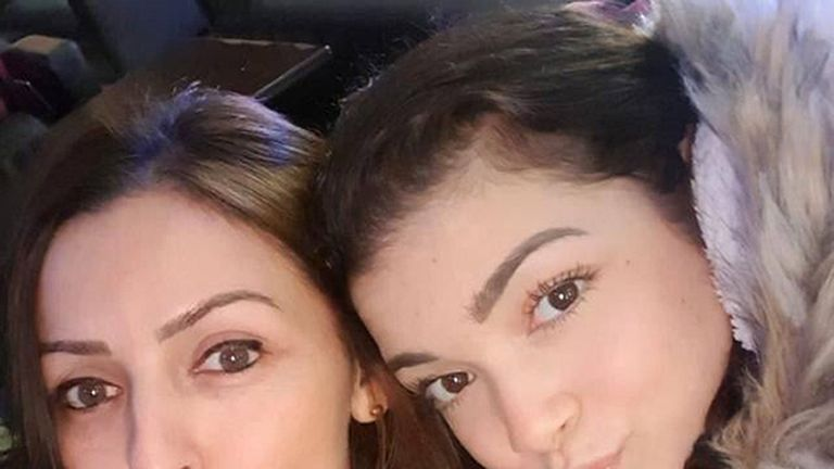 The mother and daughter were found dead on Thursday