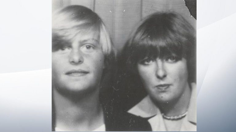Sinclair was convicted of the murders of Helen Scott (L) and Christine Eadie (R) in 2014