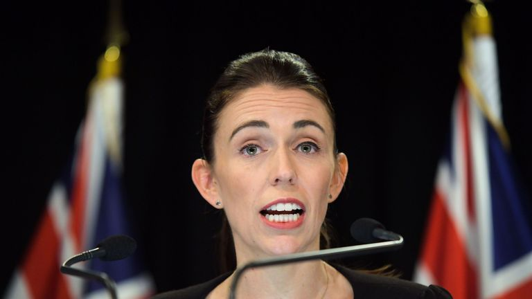 NZ terror attack: Gun law reforms within 10 days