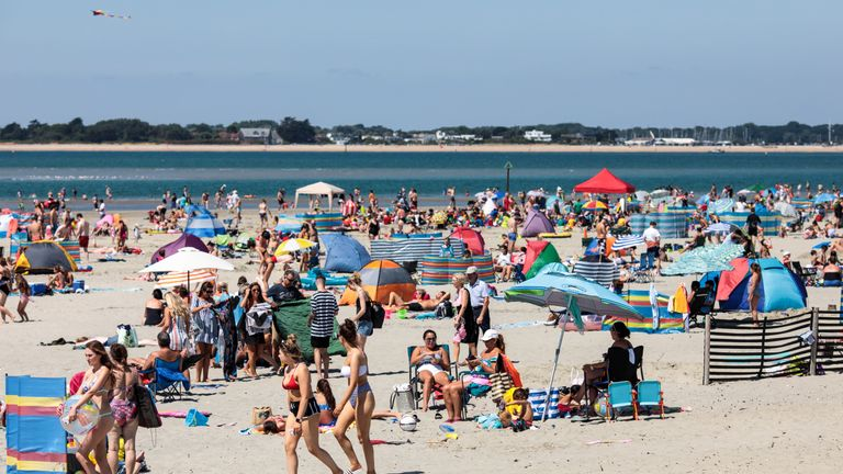 Families taking holiday was the most popular reason that fines were issued