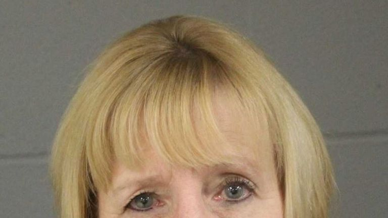 57-year-old Theresa Rose Bentaas was arrested Friday in the death of the child who'd been dubbed Baby Andrew