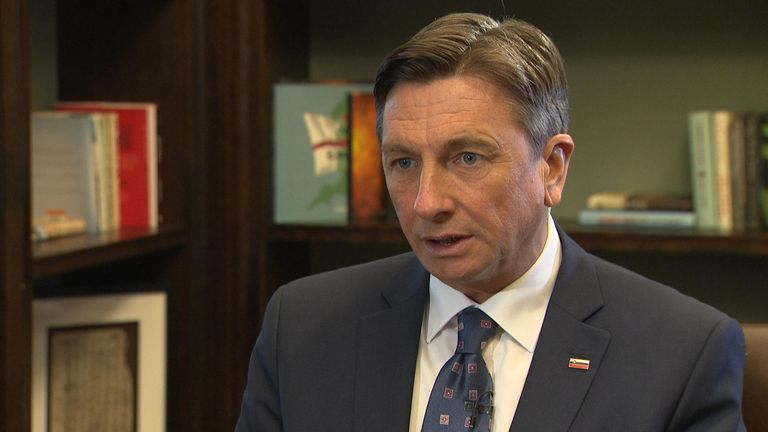 "Borut Pahor has said Britain needs to show ""clarity and consensus"" and return to the EU with a deal MPs can approve"