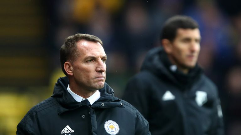 Brendan Rodgers left Celtic to join Leicester City last week