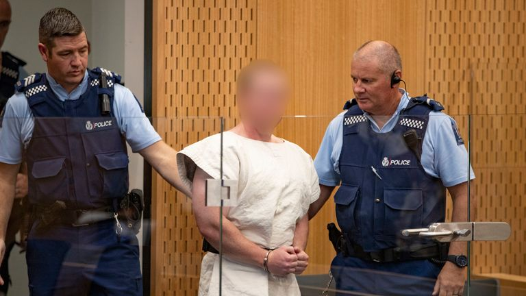 'He would have killed us all' - New Zealand mosque attack hero