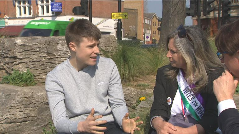 Sky's Jason Farrell sat with Will and Mary to try and reach a Brexit compromise
