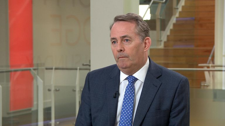 International Trade Secretary Liam Fox said the third meaningful vote, speculated to take place this week, might not go ahead.