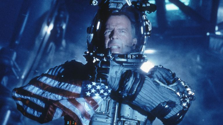 Bruce Willis saved the Earth in Armageddon - but scientists say it would not be so easy